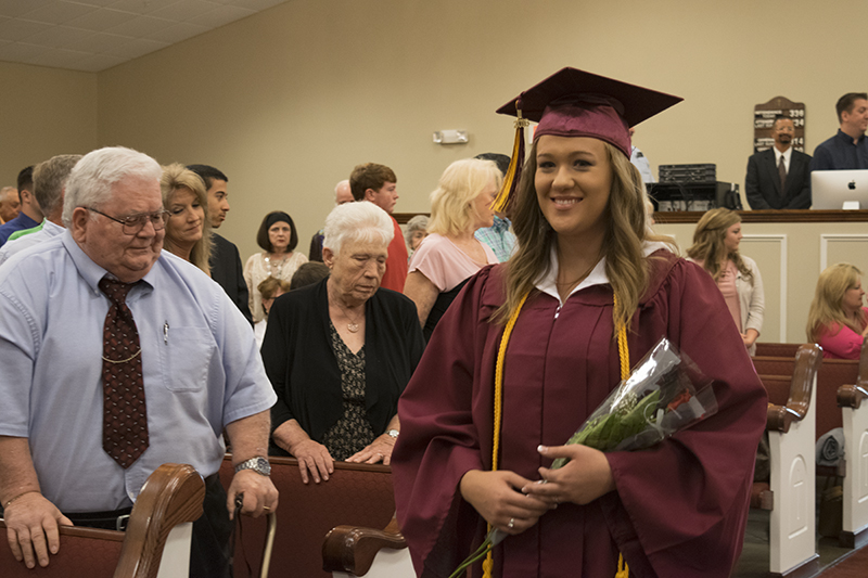 CBA Graduation 2016